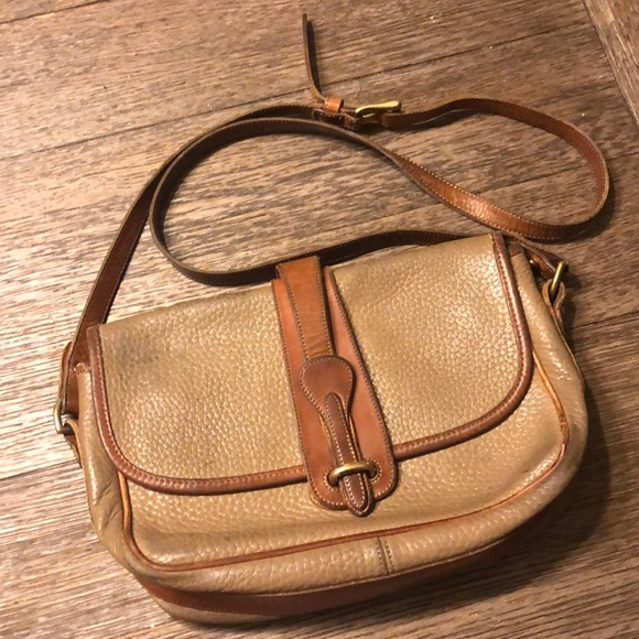 Dooney & Bourke Handbags - Vintage Dooney & Bourke Equestrian Bag